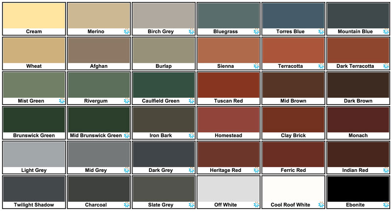 Dulux interior paint colour chart home painting - Dulux exterior wood paint colour chart pict ...